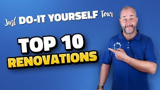 Top 10 Renovations That Make You Money With Basic Skills!