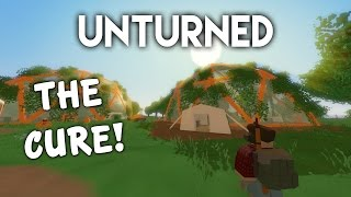 Unturned | The Cure! (A Roleplay Movie)