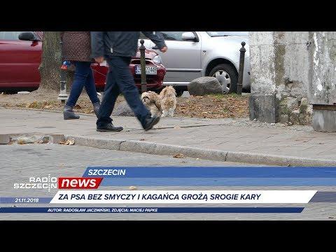 Radio Szczecin News 21.11.2018