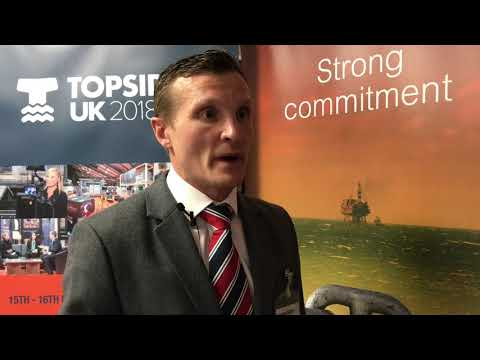Andrew Buchan of the Oil and Gas Authority
