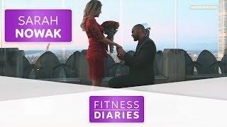 Sarahs romantischer Heiratsantrag l Sarah Nowak l Folge 10 l Fitness Diaries