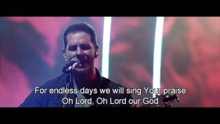 O Praise The Name (Anástasis) -  Hillsong Worship with Lyrics 2015