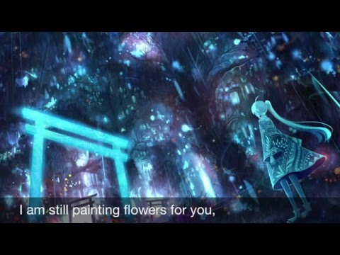 Nightcore - Painting Flowers - All Time Low