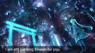 Repeat youtube video Nightcore - Painting Flowers - All Time Low