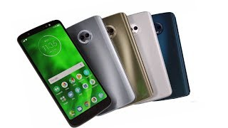 Moto G6, G6 Plus, G6 Play Series Specification Releasing Date and Rumours