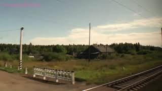 На поезде Москва-Владивосток. Фильм 5.Киров- Балезино (часть 6)