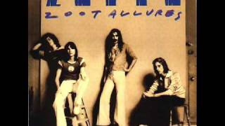 Frank Zappa - Black Napkins