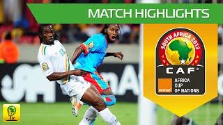 Niger - DR Congo   CAN Orange 2013   24.01.2013
