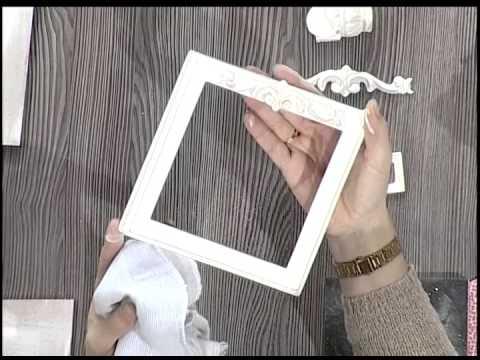 Quadro com resina para banheiro youtube for Armarios de resina para jardin
