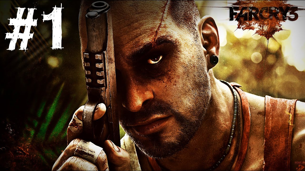 Far Cry 3 Gameplay Walkthrough Part 1 - Make A Break For It - Mission 1