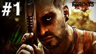 Far Cry 3 Gameplay Walkthrough Part 1 - Make A Break For It - Mission 1 thumbnail