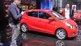 Salone di Ginevra 2015: Opel Karl