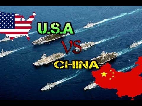Apakah Sudah Layak Membandingkan Militer China dengan Amerika ?