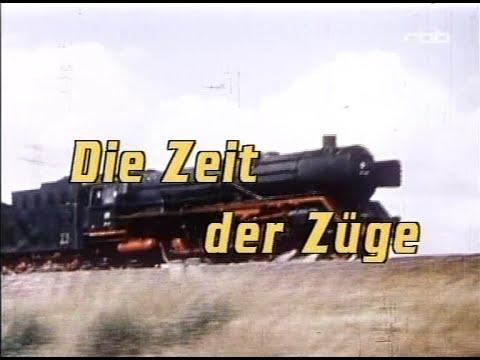 Die Zeit der Züge - Geschichte der Eisenbahnstadt Berlin