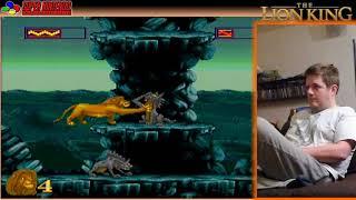 |KdL24| Dann eben doch Tor 2 / Simba's Return | Let's Play KÖNIG DER LÖWEN | SNES
