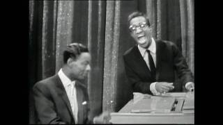 Nat King Cole & Sammy Davis - Somewhere Along The Way