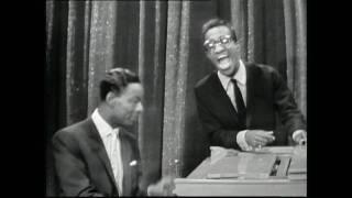 Nat King Cole & Sammy Davis - Somewhere Along The Way