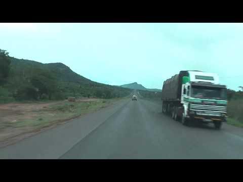 Kenya 134: Road from Nairobi to Emali