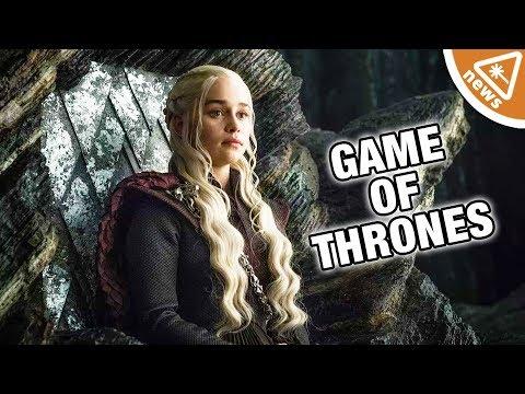 Has Game of Thrones Already Shown Its Endgame? (Nerdist News w/ Jessica Chobot)