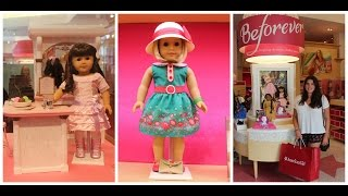 American Girl Doll Beforever Collection Debut!