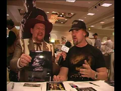 Jeff Sutherland s Andrew Bryniarski of the Texas Chain Saw Massacre