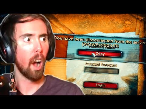 Asmongold KILLS WoW Classic Servers & Fights an Angry BLIZZARD GM