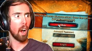 Asmongold K LLS WoW Classic Servers And Fights An Angry BL ZZARD GM