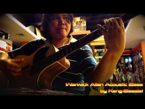 Warwick Alien Acoustic Bass By Keng-Bassist