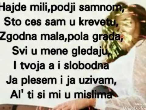 Severina - Tarapana (tekst pesme)