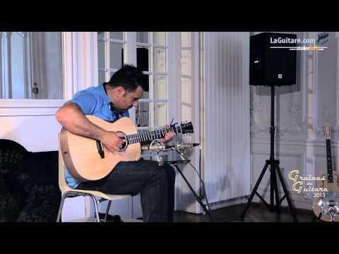 Jean-Baptiste Lorin - OM Noyer par François Sciortino - Graines de Guitare 2013