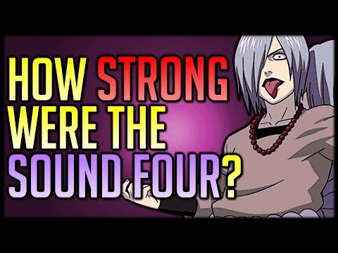 How Strong Were The Sound 4?