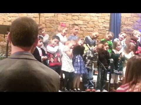 Calla's preschool Christmas Songs