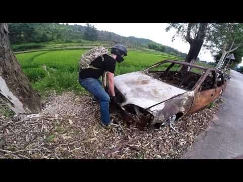 Trailer: Ride through Guangdong and Jiangxi, China
