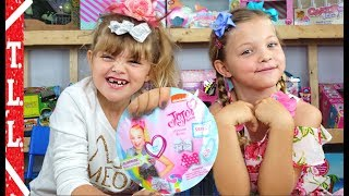 Jojo Siwa Mystery Bows Beautiful in your hair Twins Living Life TLL
