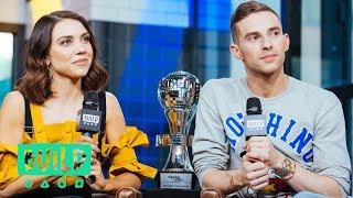 Adam Rippon & Jenna Johnson On Season 26 Of