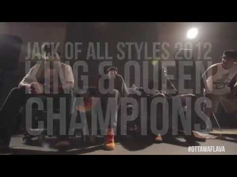 Jack Of All Styles 2012 WINNERS || The Flava Factory ||