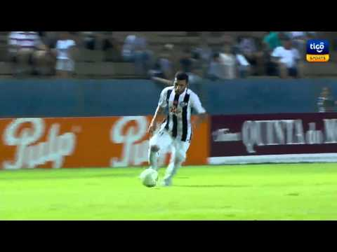 Resumen de goles LIBERTAD - GENERAL CABALLERO