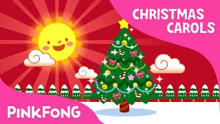 Deck the Halls | Christmas Carols | PINKFONG Songs for Children