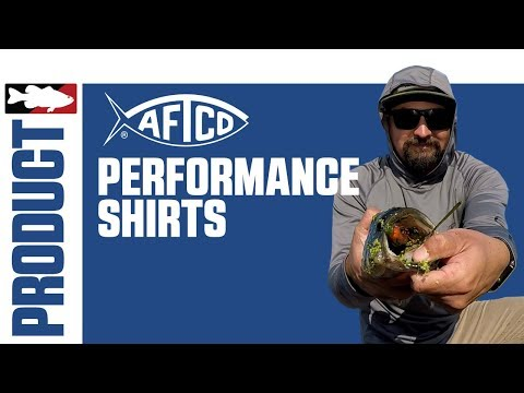 Aftco Performance Long Sleeve Shirts With Jared Lintner