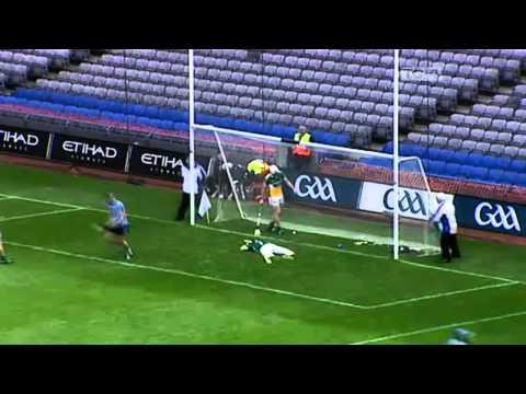 Peadar Carton Goal v Offaly 2011