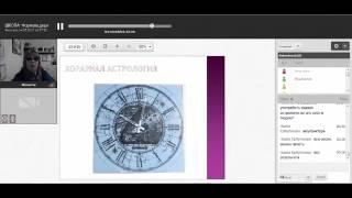 Обучение астрологии - хорарная астрология