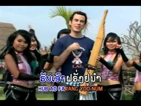 Jonny Olsen singing his Lao Song