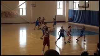 Баскетбол. Мытищи - Видное. девушки 2003 г. 26/09/2015