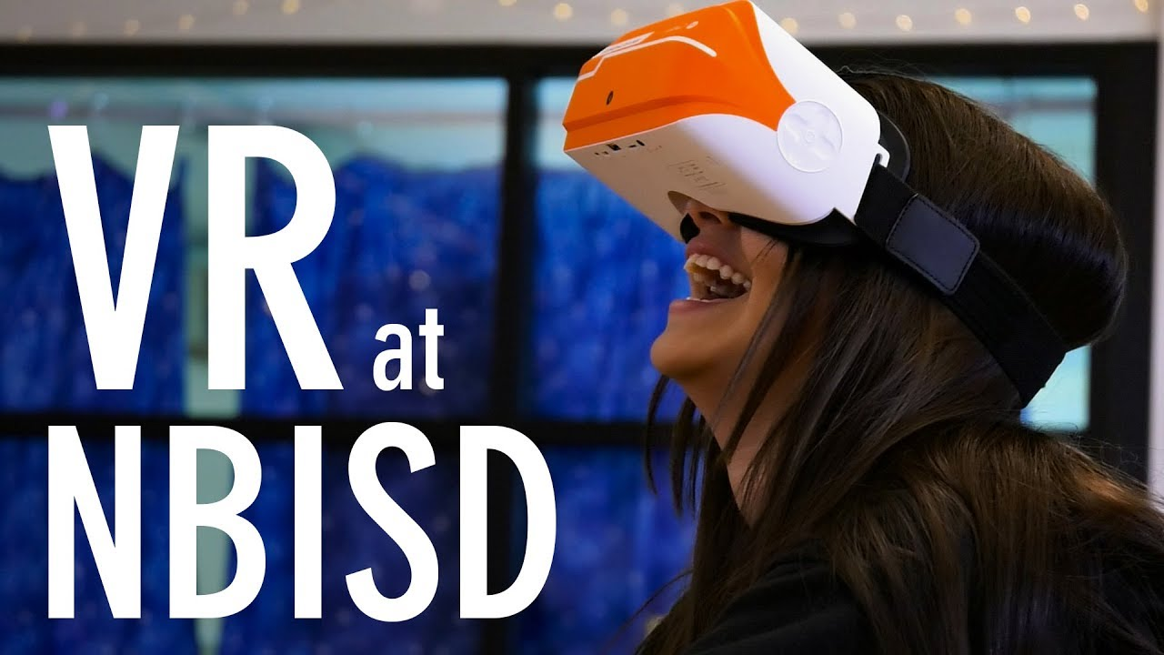 VR at New Braunfels ISD