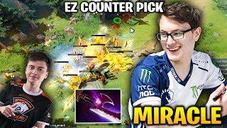 Miracle Ember Spirit vs Ramzes PL: Totally Counter Pick & Counter Item