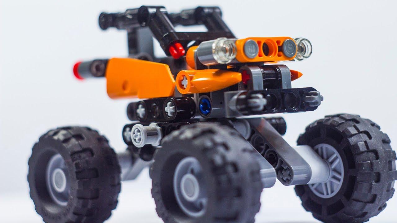 LEGO Technic 42006 Экскаватор Цена -15%, купить Киев - YouTube