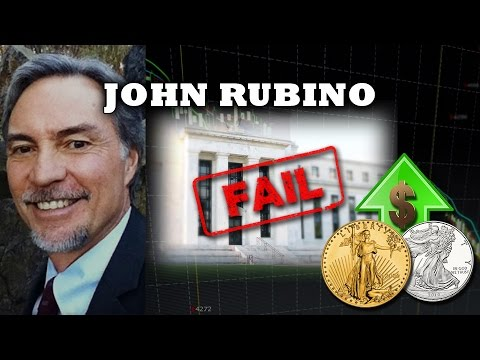 FED Can't Prevent Market Crash, Gold/Silver Rising with Inflation or Deflation! - John Rubino