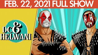 DC \u0026 Helwani (February 22, 2021)   ESPN MMA