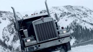 Ice Road Truckers - Truck Stunt