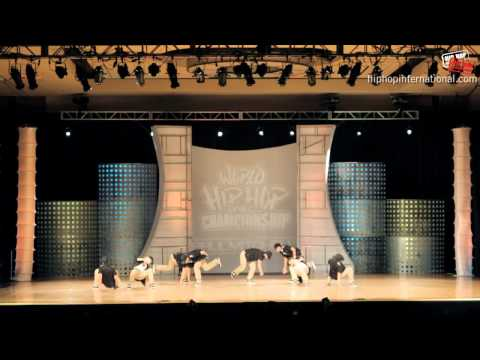 Super Girls Russia at World Hip Hop Dance Championship Prelims 2012 Adults